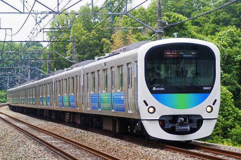 2015年5月28日 所沢~秋津にて (5)