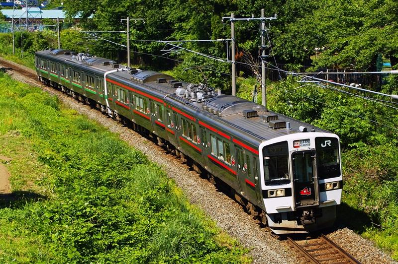 2015年6月7日 磐梯町~東長原にて (3)