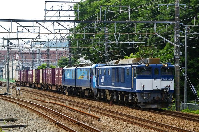 2015年6月11日 府中本町にて (1)