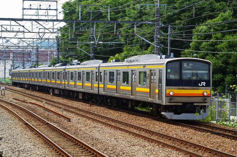 2015年6月11日 府中本町にて (4)