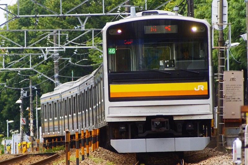 2015年6月11日 矢川~谷保にて (3)