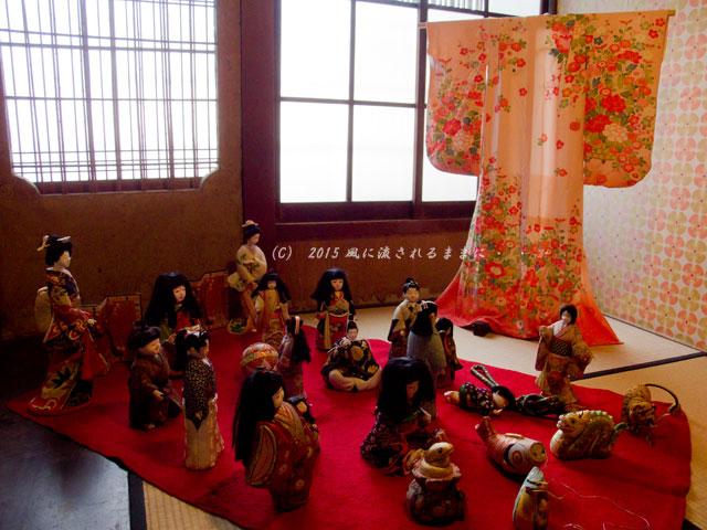 2015年2月21日撮影 奈良・大和な雛まつり 旧川本邸編9