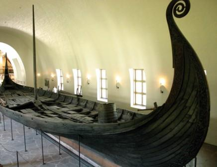 ヴァイキング船
