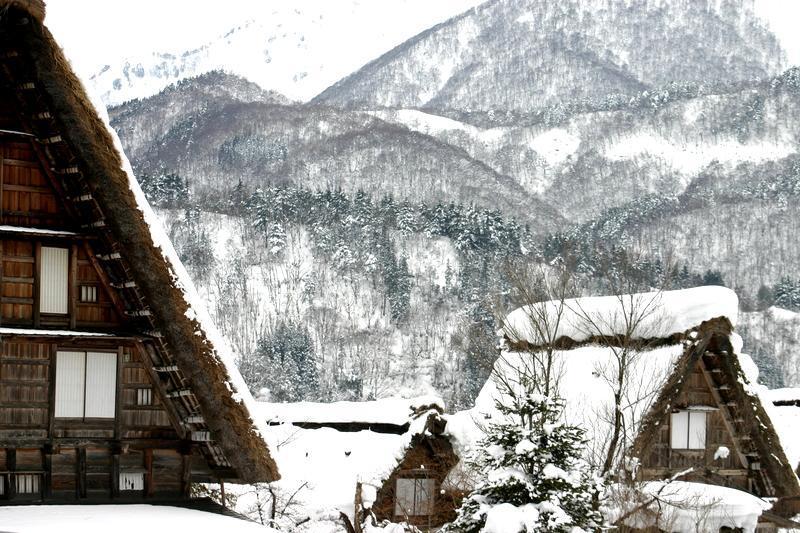 大晦日からお正月は白川郷でゆっくり、何もしない贅沢を。。。⑤