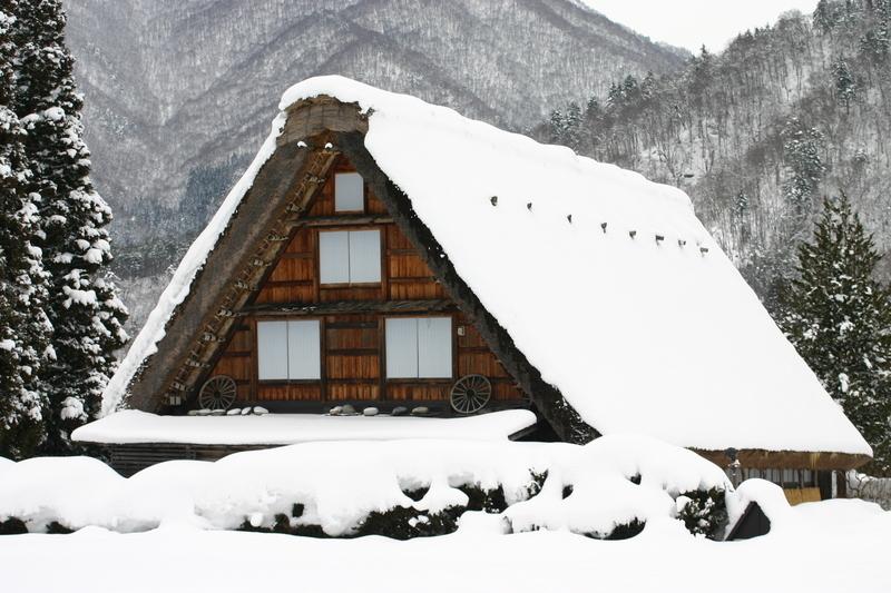 大晦日からお正月は白川郷でゆっくり、何もしない贅沢を。。。⑥