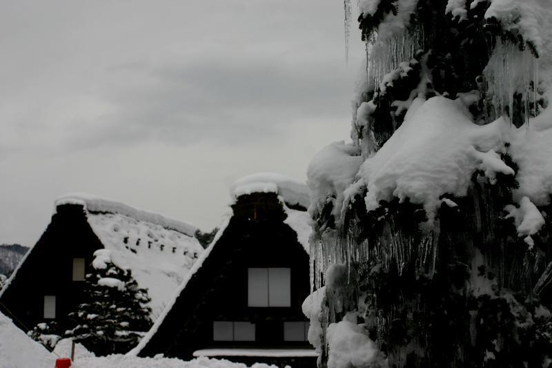大晦日からお正月は白川郷でゆっくり、何もしない贅沢を。。。⑦