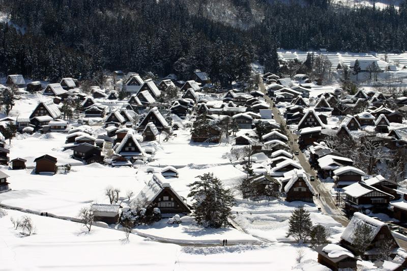 1月3連休は世界遺産白川郷を見て温泉でゆっくり♪【思いのまま】 ⑤