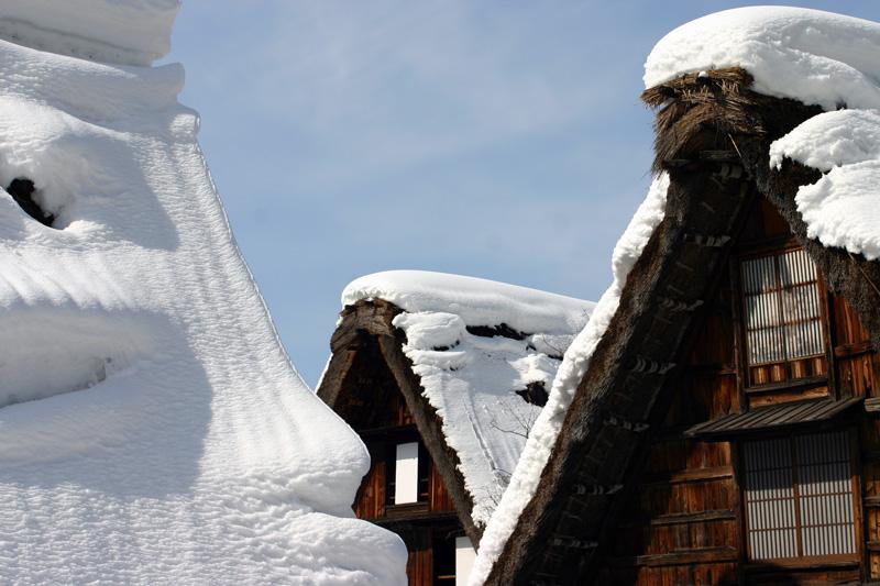 1月3連休は世界遺産白川郷を見て温泉でゆっくり♪【思いのまま】 ⑦