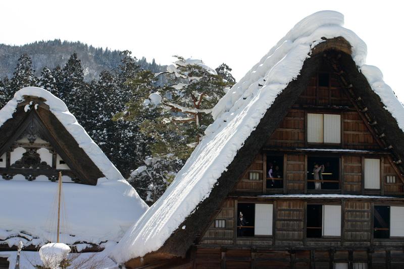 1月3連休は世界遺産白川郷を見て温泉でゆっくり♪【思いのまま】 ⑧