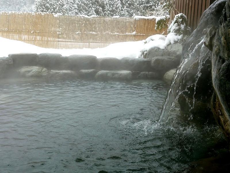 白銀の世界 白川郷で過ごす美湯「大白川温泉 しらみずの湯」②