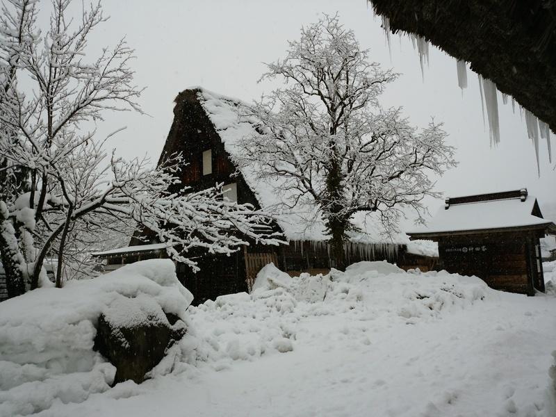 明日1月17日(土)第1回 冬の風物詩!世界遺産「白川郷」雪のライトアップ開催 ③