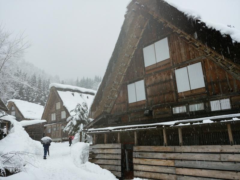 明日1月17日(土)第1回 冬の風物詩!世界遺産「白川郷」雪のライトアップ開催 ④