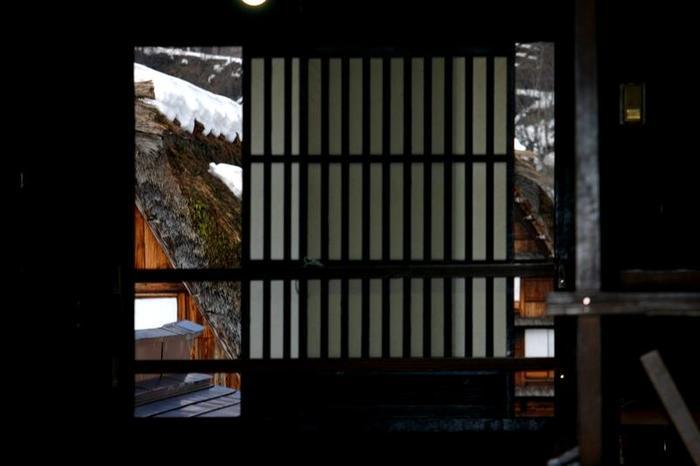 真冬の風物詩 白川郷合掌造り集落のライトアップが1月31日&2月1日始まります ⑦