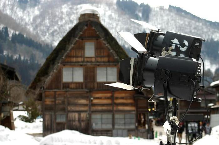 真冬の風物詩 白川郷合掌造り集落のライトアップが1月31日&2月1日始まります ⑩