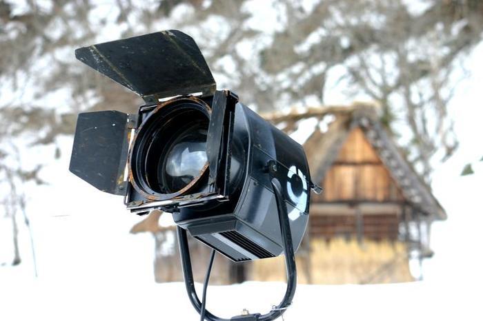 真冬の風物詩 白川郷合掌造り集落のライトアップが1月31日&2月1日始まります ⑪