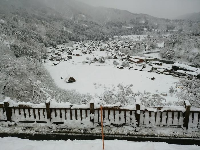 感動の冬に巡り会う旅~白川郷~ ②