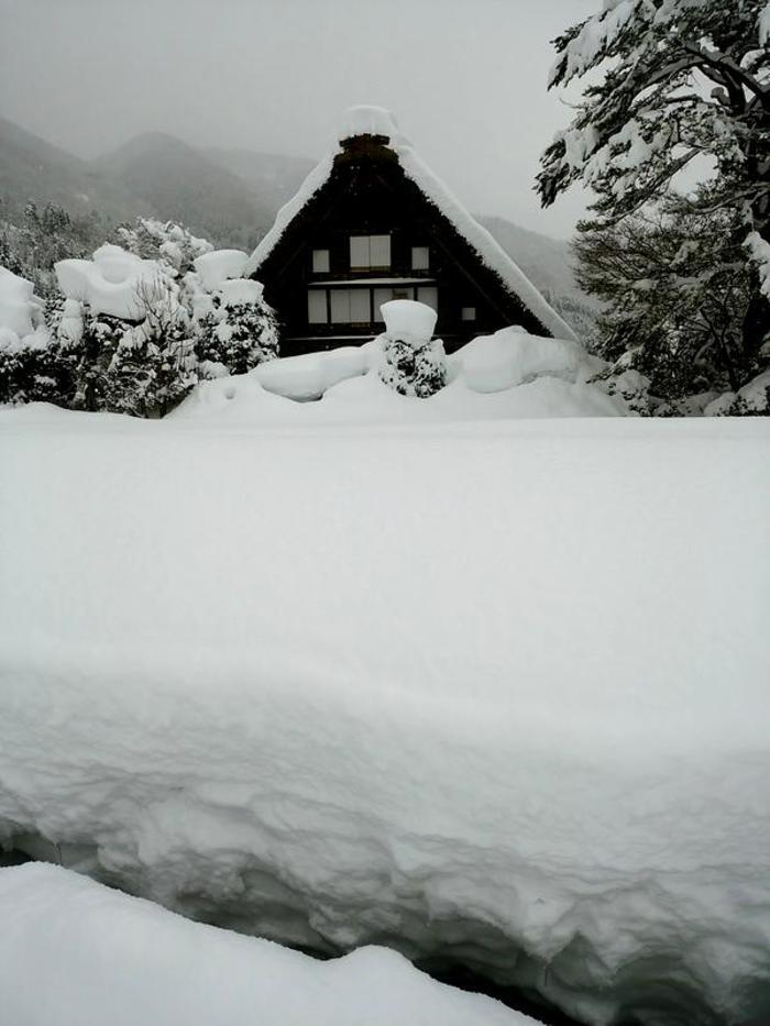感動の冬に巡り会う旅~白川郷~ ⑤