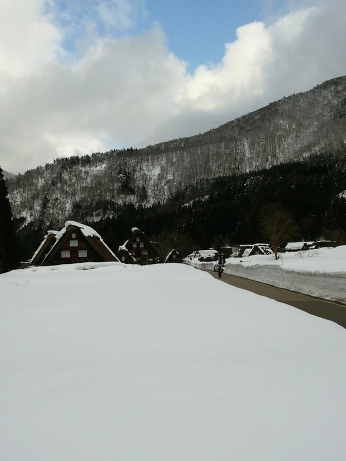 【北陸新幹線開業記念★春の白川郷】④