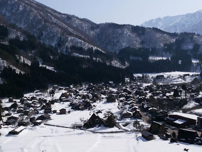 日本の歴史や文化を感じるには白川郷が一番!④