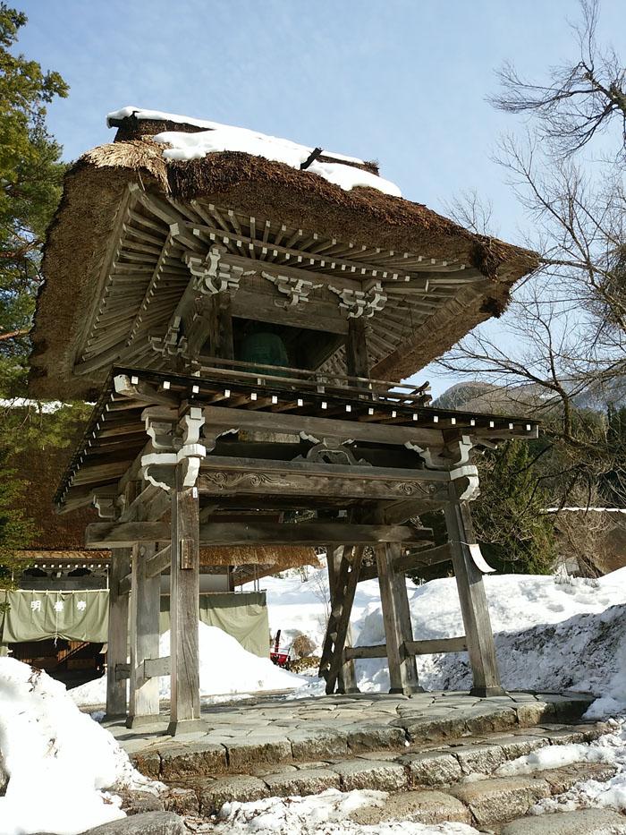 日本の歴史や文化を感じるには白川郷が一番!⑤