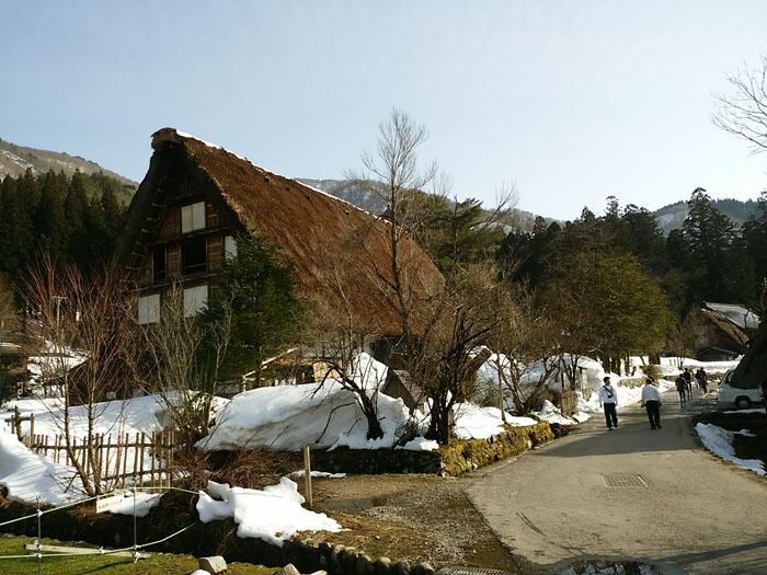 日本の歴史や文化を感じるには白川郷が一番!⑥