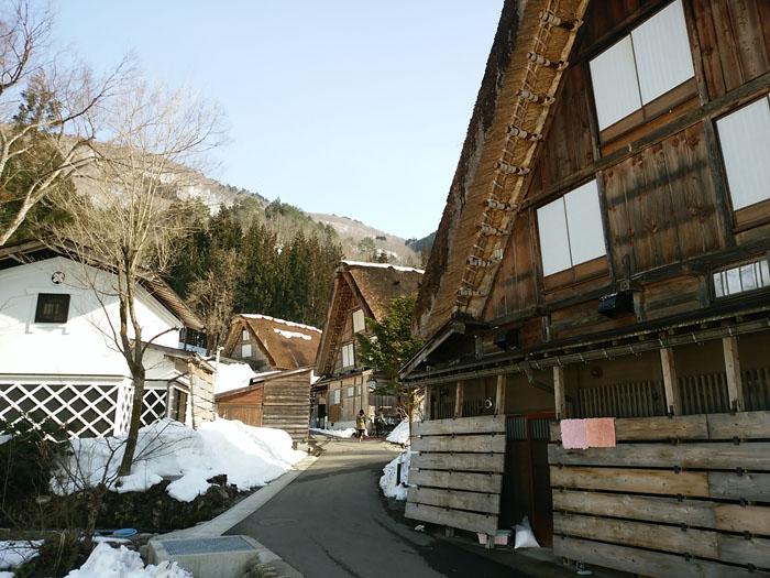 日本の歴史や文化を感じるには白川郷が一番!⑧