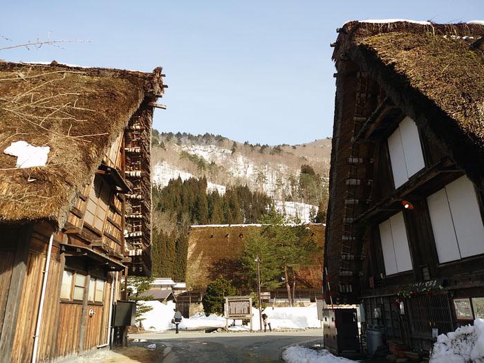 日本の歴史や文化を感じるには白川郷が一番!⑩