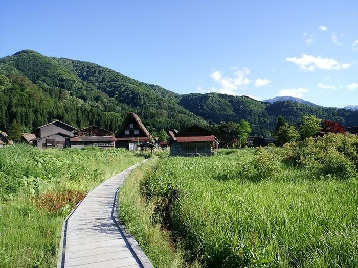 想像を遥かに超える幻想的な風景を楽しむなら,世界遺産 白川郷 ③