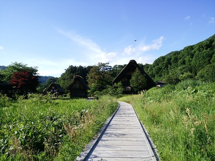 本格的な夏が来る前に白川郷へ行こう!! ④