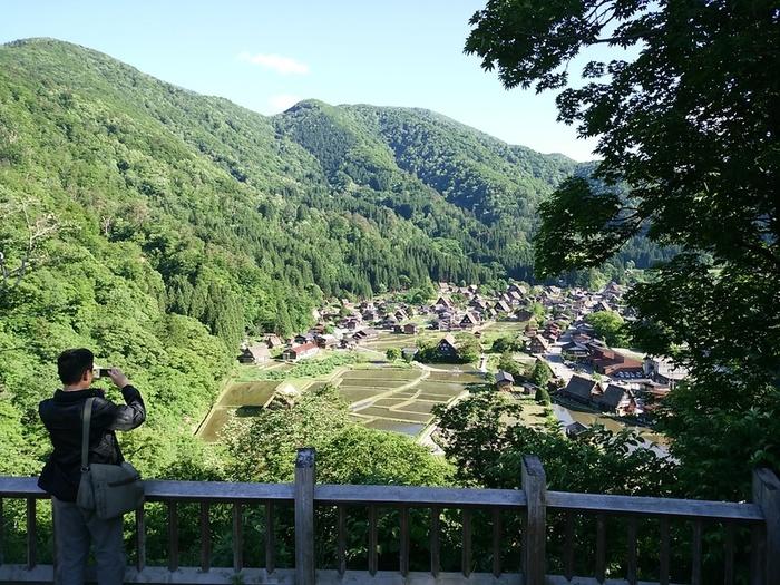 本格的な夏が来る前に白川郷へ行こう!! ⑦