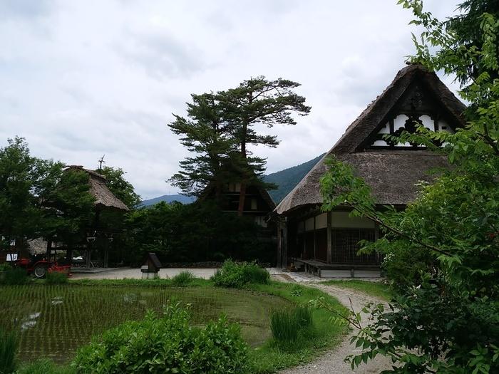 日本を感じるスポット白川郷 ⑥
