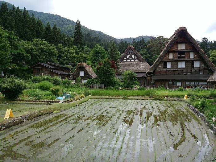 日本を感じるスポット白川郷 ⑨