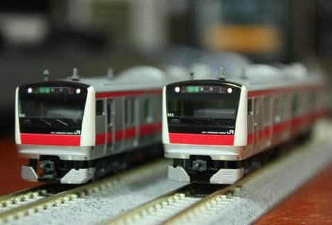 KATO E233系5000番台