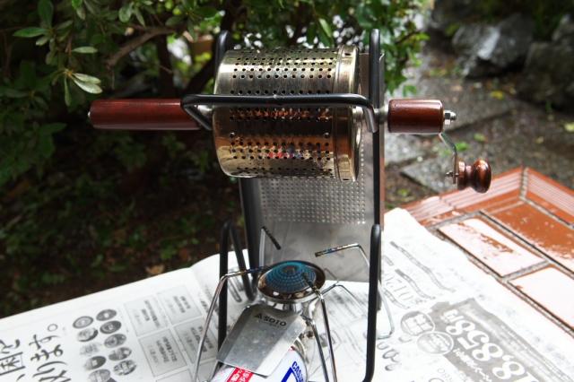コーヒー焙煎機-02