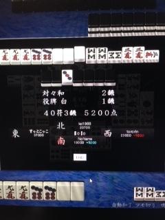 麻雀2015/01/29③