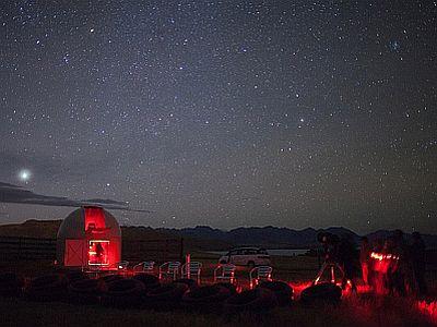 テカポ星空ツアー コーワンズ天文台