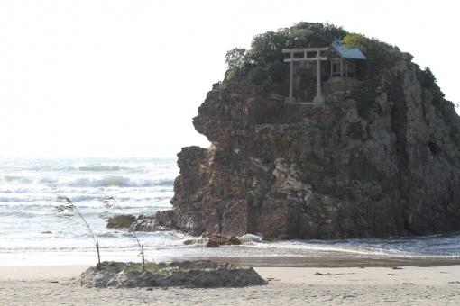 今日の稲佐の浜
