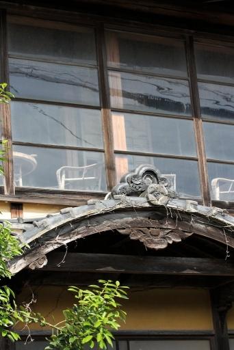 美保関の古い家