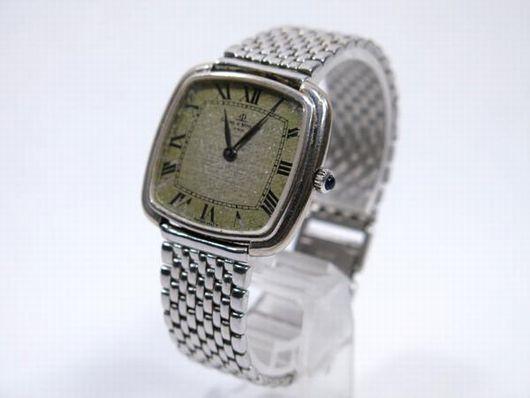 ボームメルシエ BAUMEMERCIER 手巻き 腕時計