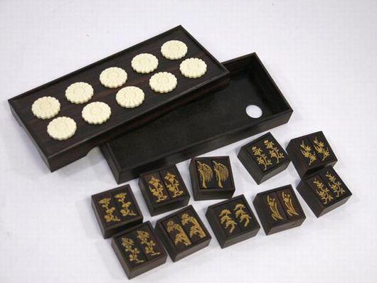 茶道具 十種香札 七事式 お香道具