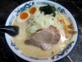 味源の札幌みそラーメン150327
