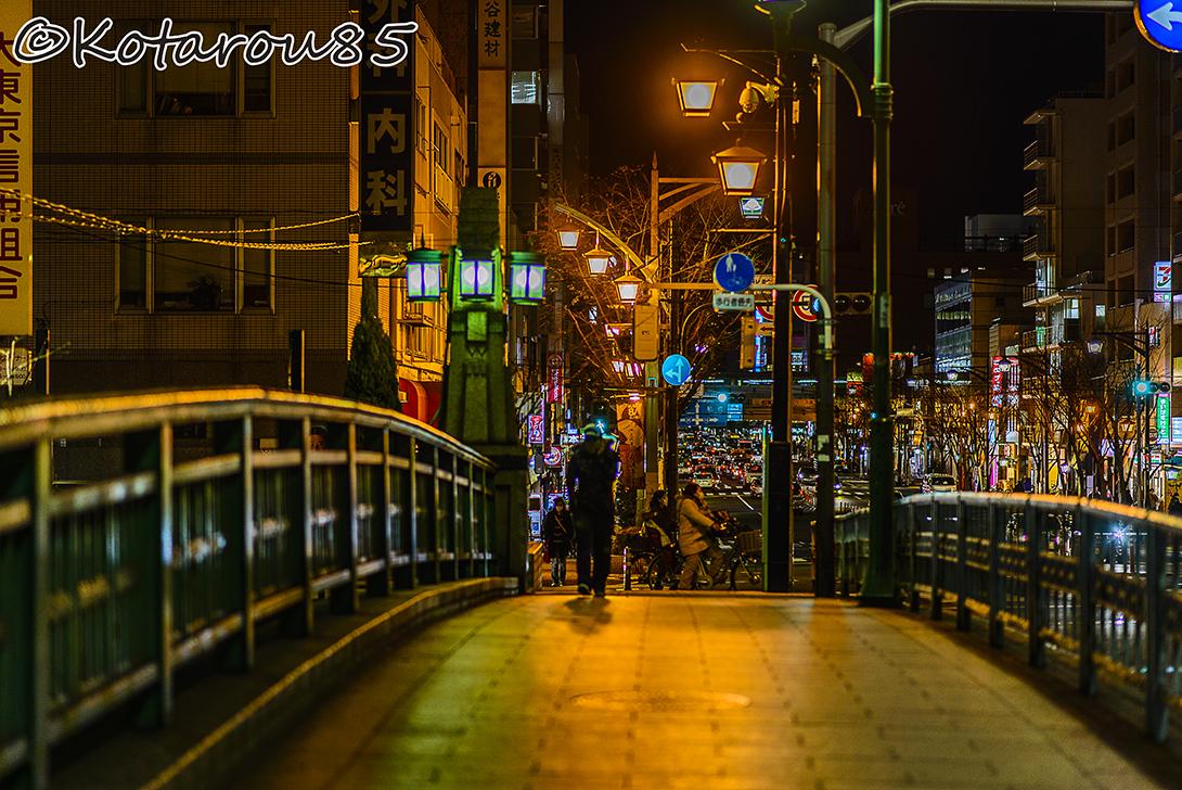 橋のある街 20150109