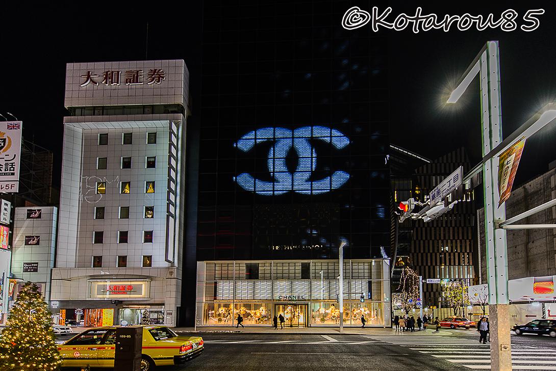 シャネル銀座店 20150110