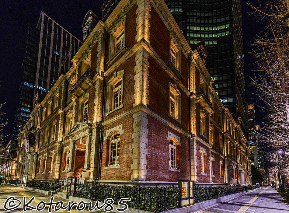 三菱一号美術館 20150116