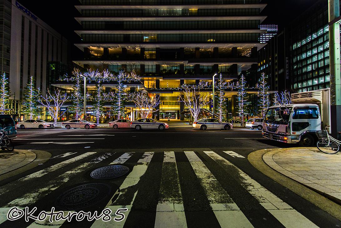 東京スクエアガーデン 20150119