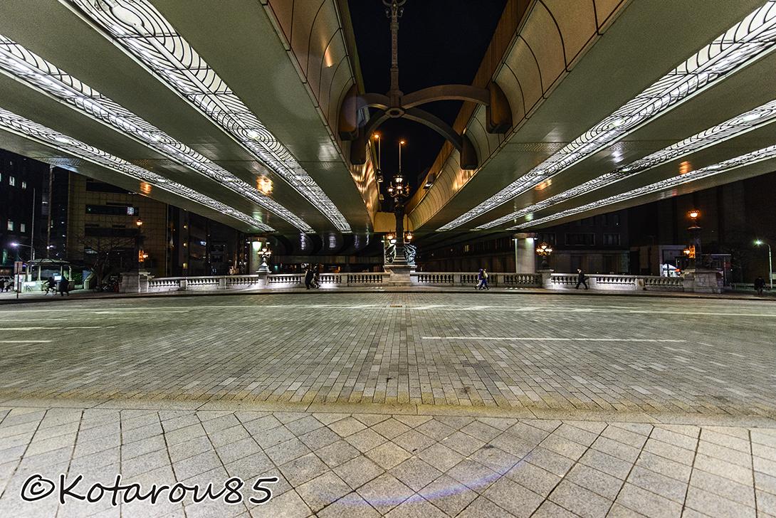 日本橋を歩く 20150130