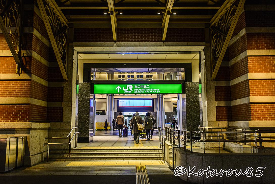 赤煉瓦駅舎 20150131