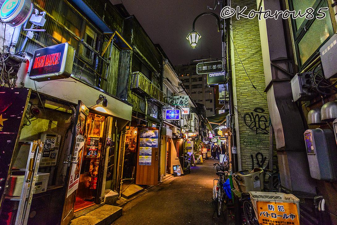 新宿ゴールデン街は文化 20150321