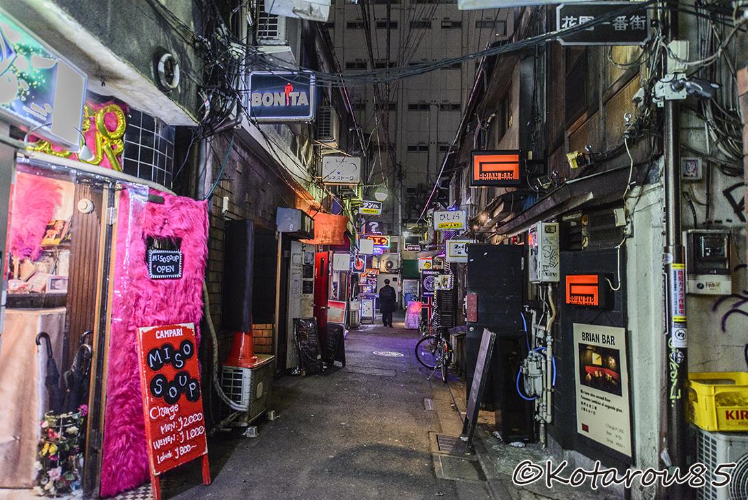 新宿ゴールデン街(3) 20150321