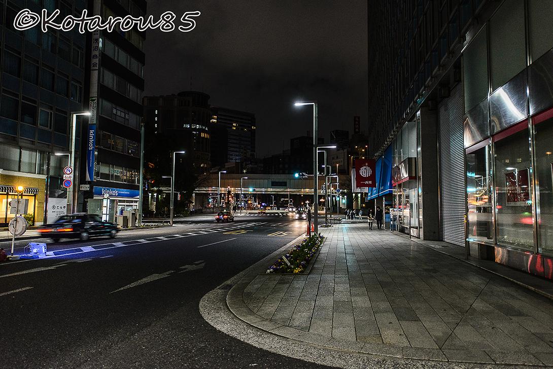 日本橋まで2㌔ 20150402